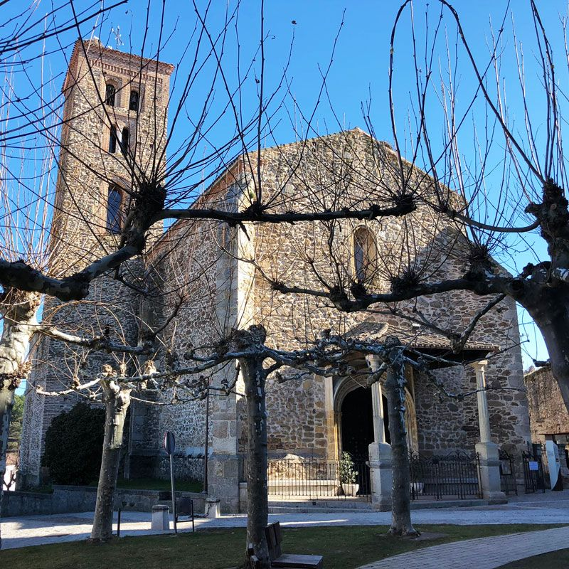 Iglesia de Buitrago del lozoya