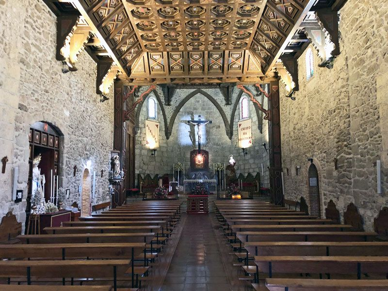 Iglesia Buitrago del Lozoya
