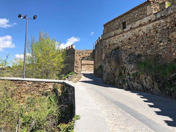 Muralla Buitrago del Lozoya
