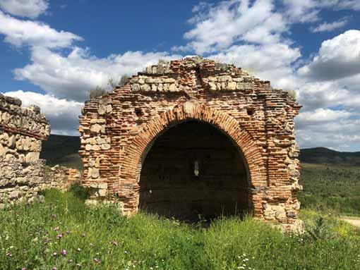 Ermita de la Virgen de la Oliva Patones