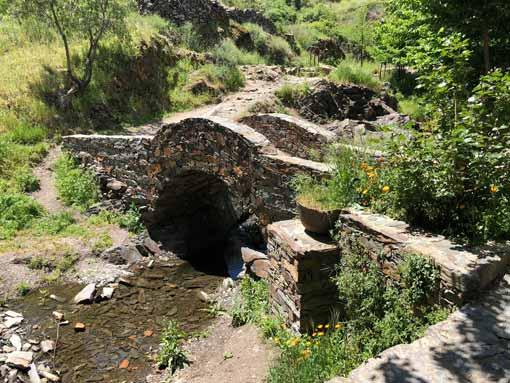 Puente en Patones de Arriba