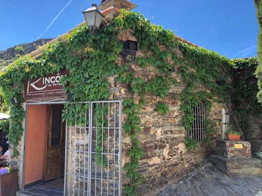 Restaurante el Rincón de Patones
